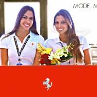 Ferrari-Spokesmodels-Homestead-Speedway