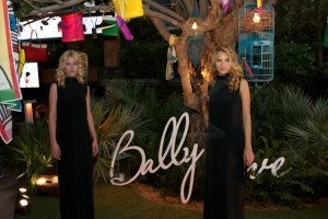 Trade Show Models Art Basel Miami Bally Love # 2