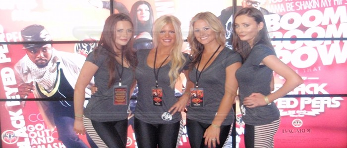 Promotional Tour Models