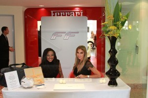 Promotional Models, The Collection and The All New Ferrari FF
