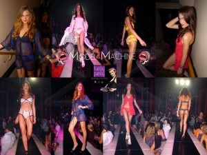 Trade Show Models | Las Vegas International Lingerie Show | Event Models