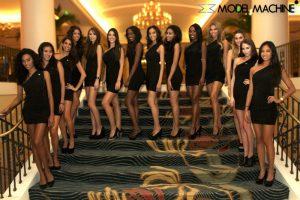 Promotional Models in New York City, Spike TV, Bellator MMA