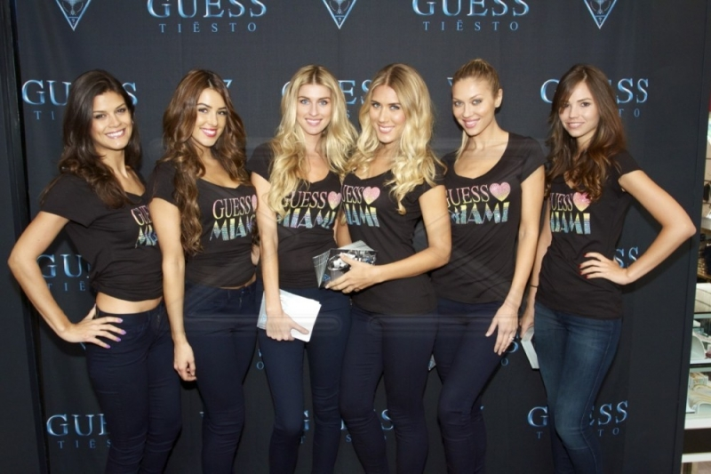 Model Staffing for Guess Inc. Fashion is Key