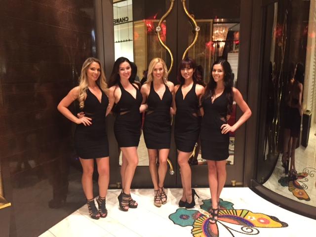 Modeling Agency in Las Vegas