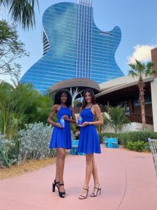 Miami Modeling Agency Books FIJI Event Models at Hard Rock Casino Guitar Hotel Grand Opening