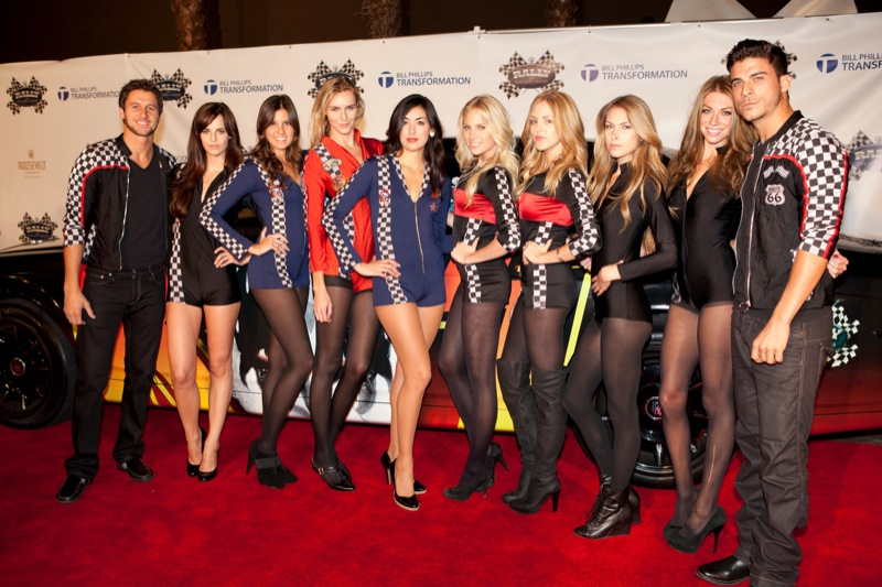 Model Machine Miami Modeling Agency Books Maxim Super Bowl Party